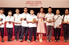 Vietnam wins five gold medals at Asia-Pacific math contest