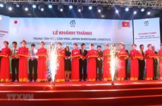 Vina Japan logistics centre opens in Ba Ria – Vung Tau