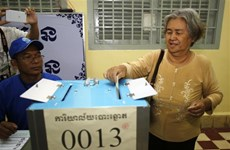 Cambodia: NEC announces official council elections outcomes