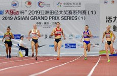 Vietnam wins three golds at Asian Grand Prix Series