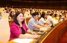 NA deputies debate laws on government organisation