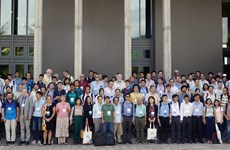 Vietnam-USA mathematical conference opens in Binh Dinh
