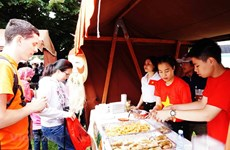 Vietnamese culture, food impress at festival in Czech