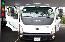 Tata Motors brings truck range to Vietnam