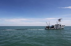 Fishing banned in Gulf of Thailand