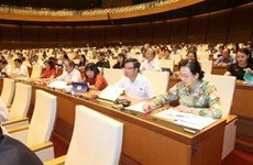 NA adopts resolution on 2017 State budget balance