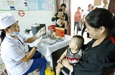 Health sector to increase work on vaccinations