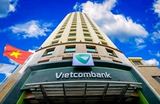 Vietcombank takes big stride in international market