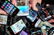 Vietnam imports 4.91 billion USD worth of mobile phones, components