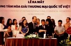Vietnam international commercial mediation centre debuts