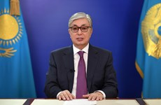 Congratulations to President of Kazakhstan