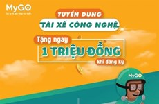 Viettel launches ridehailing application MyGo