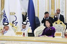 Vice President attends fifth CICA in Tajikistan