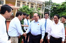Prime Minister meets Hai Phong voters