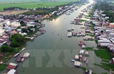 Over 220 trillion VND invested in Mekong Delta's infrastructure