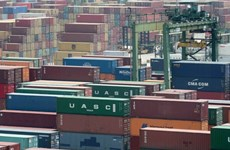 Singapore's non-oil exports down 15.5 percent in May