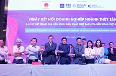 Vietnam Sustainable Shrimp Alliance established