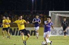 Hanoi FC draw with Ceres Negros in AFC Cup