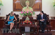 US eyes multifaceted cooperation with Can Tho