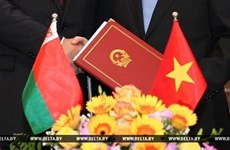 Gathering promotes Vietnam-Belarus friendship
