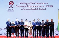34th ASEAN Summit-related meetings begin in Bangkok