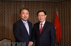 Deputy PM updates RoK investors on Vietnam's policies