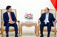 PM lauds Japanese retail giant AEON's activities in Vietnam