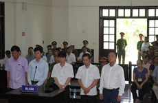Five defendants in Hoa Binh's deadly medical incident sentenced
