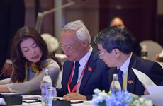 NA Vice Chairman contributes ideas to ASEAN-AIPA leaders' meeting