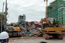 Seven killed in Cambodia building collapse