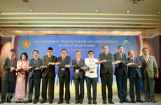 NA Vice Chairman attends ASEAN-AIPA leaders' meeting