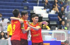 SS Khanh Hoa brings home AFF Futsal Cup silver
