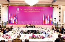 Thai PM announces outcomes of 34th ASEAN Summit