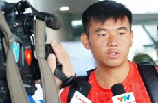 Vietnam's tennis team to play Davis Cup