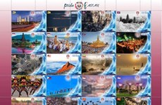 Thailand Post issues ASEAN stamp collection
