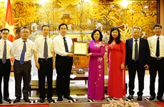 Hanoi enhances collaboration with Beijing