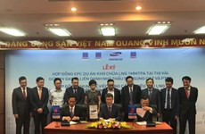 Contracts inked to step up gas, power projects in southern region