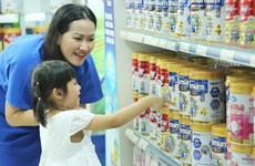 Vinamilk's organic products impress Global Dairy Congress