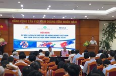 FTAs generate opportunities, challenges to Vietnam's agriculture