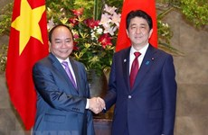 Vietnam values extensive strategic partnership with Japan