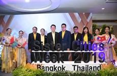 Bangkok to host Sister City Week 2019