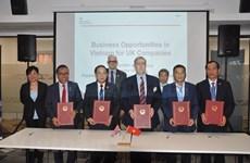 Vietnamese localities seek cooperation opportunities in UK