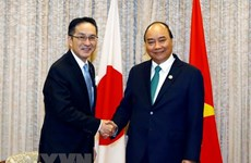 Prime Minister hails Japanese investors' operation in Vietnam