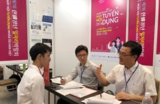 RoK firms come hiring at HCM City job fair