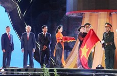 Phu Yen marks 30th anniversary of re-establishment