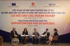 Dialogue spotlights EU-Vietnam free trade, investment protection pacts