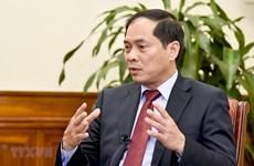 EVFTA provides new driving forces for Vietnam-EU partnership: Deputy FM