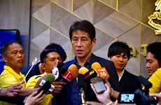 Thai football team has new Japanese head coach