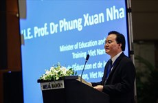 UNESCO forum on education for sustainable development held in Hanoi