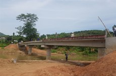 More bridges built across Vietnam